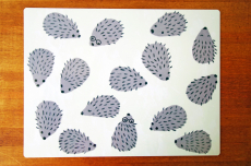 FLD_HEDGEHOGPlacemat