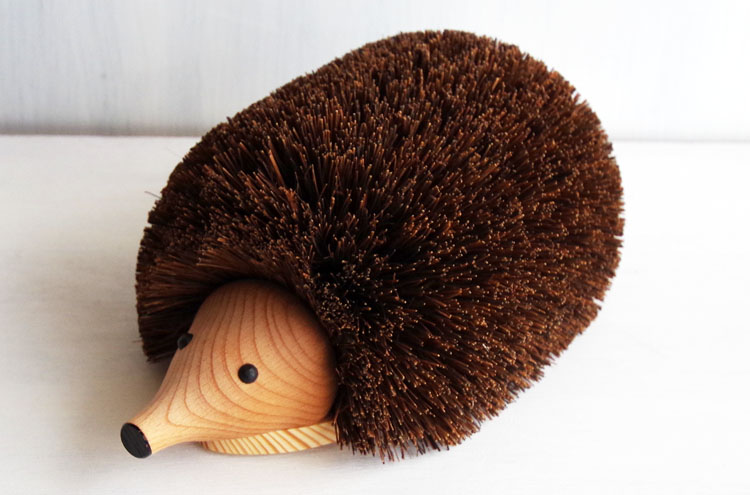 Redecker_HedgehogShoesBrush