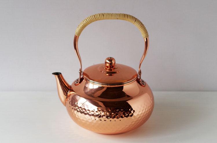 TsuchimeKettle_Copper